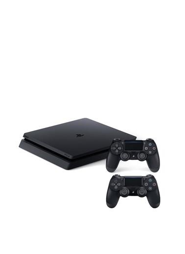 Sony Ps4 Slim 500 GB Oyun Konsolu + 2. Kol Pes 2020 Renkli